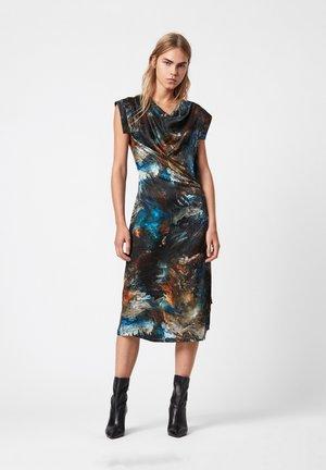 LINA CONCERTO  - Cocktail dress / Party dress - blue