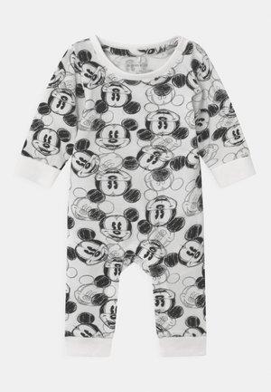 NITMICKEY LINCOLN UNISEX - Pyjamas - white