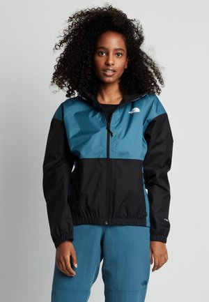 FARSIDE JACKET - Hardshell jacket - mallard blue