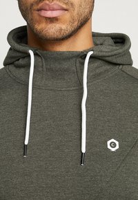 Jack & Jones - JCOPINN HOOD REGULAR FIT - Luvtröja - rosin melange - 3