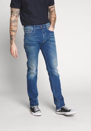 ROCCO - Straight leg -farkut - medium blue