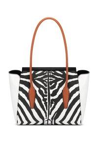 Nine West - HATTIE  - Handbag - zebra - 1