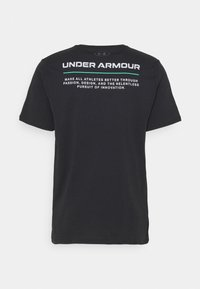 Under Armour - BOXED ALL ATHLETES - Print T-shirt - black - 6