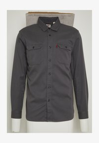 Levi's® - JACKSON WORKER - Camicia - forged iron - 4