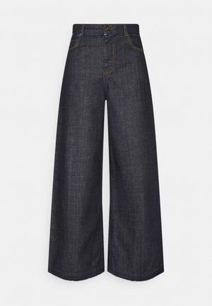 ROMEO - Široké džíny - ultramarine