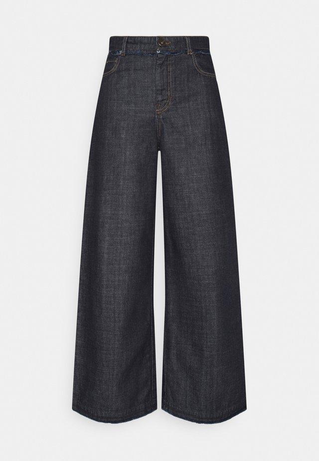 ROMEO - Flared Jeans - ultramarine