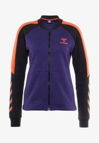 Hummel - HMLSPICY ZIP JACKET - Training jacket - astral aura - 5
