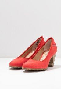 s.Oliver - Klasické lodičky - red - 4