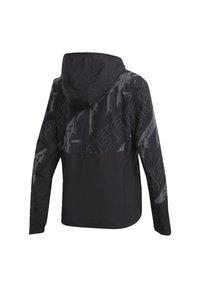 adidas Performance - OWN THE RUN REFLECTIVE JACKET - Training jacket - black - 9