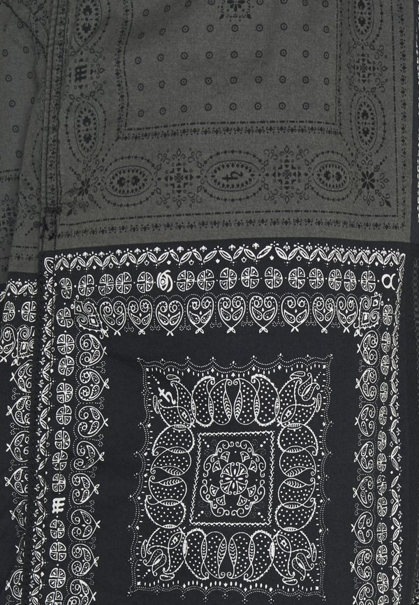 Levi's® UTILITY UNISEX - Szorty - blacks/czarny Odzież Męska VKVM