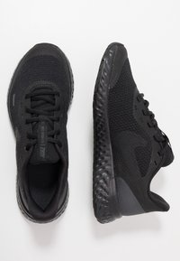 Nike Performance - REVOLUTION UNISEX - Obuwie do biegania treningowe - black/anthracite - 0