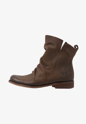 SERPA - Classic ankle boots - cobre