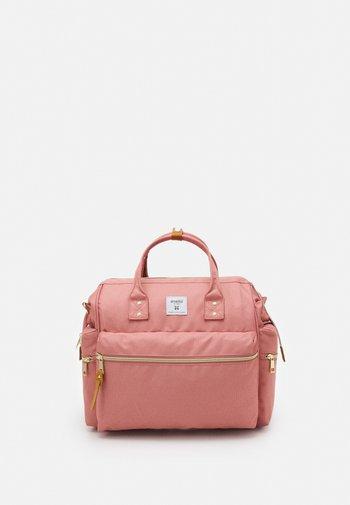 CROSS BOTTLE UNISEX - Rucksack - light pink