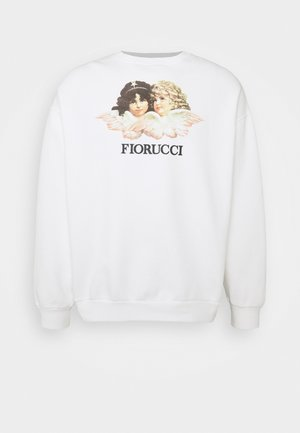 VINTAGE ANGELS - Sweatshirt - white