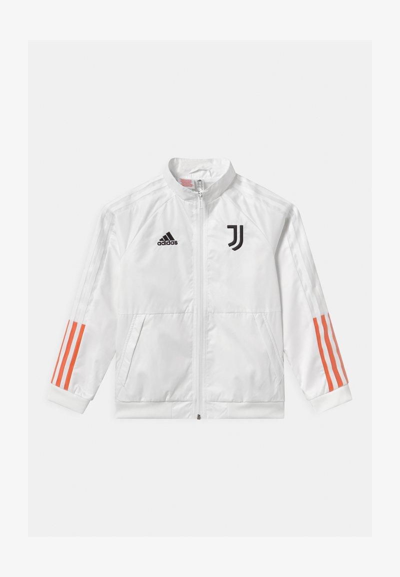 adidas Performance - JUVENTUS SPORTS FOOTBALL UNISEX - Club wear - white