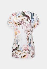 Ted Baker - JERIKKO - Print T-shirt - white - 1