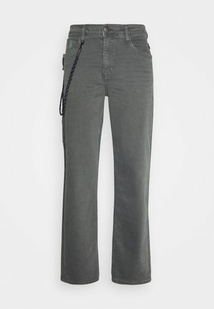 PANTS - Relaxed fit jeans - iron gate