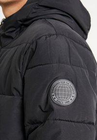 Burton Menswear London - ASPEN PUFFER - Vinterjacka - black - 5