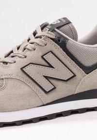 New Balance - WL574 - Sneaker low - grey/black - 2