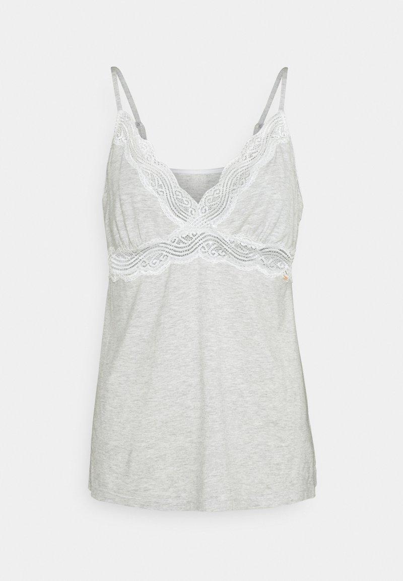 DORINA - ADY - Maglia del pigiama - grey