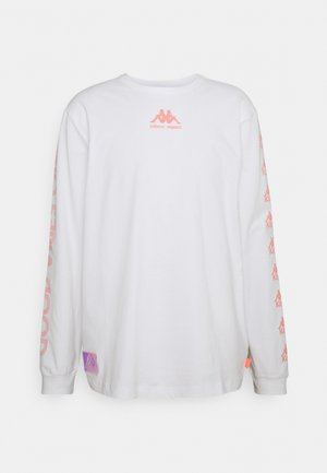 HIGH5 FLATRATE - Long sleeved top - bright white