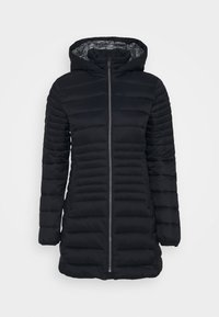 Winter coat - black blue