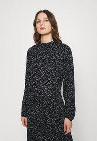 Moss Copenhagen - EANE DRESS - Day dress - black - 3