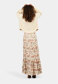 Isla Ibiza Bonita - PARAISO - Pleated skirt - autumn paradise - 2