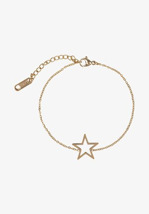 MET STERRETJE - Armband - gold