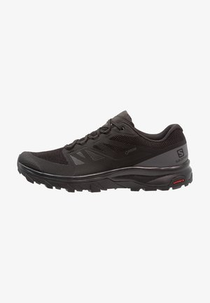 OUTLINE GTX - Fjellsko - black/phantom/magnet