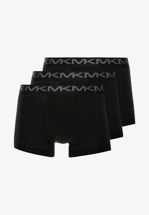 STRETCH FACTOR CORE TRUNK 3 PACK - Kelnaitės - black