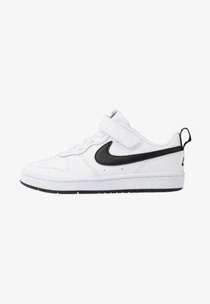 COURT BOROUGH 2 UNISEX - Sneakers laag - white/black