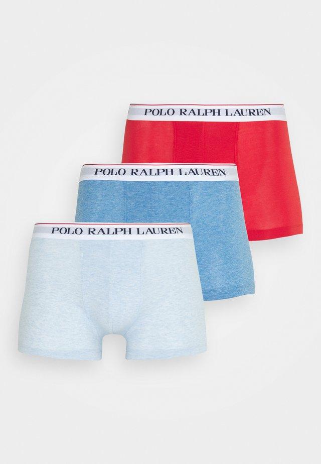 3 PACK - Panties - red