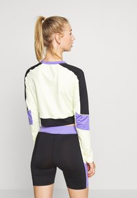 The North Face - EXTREME - Long sleeved top - tender yellow - 2