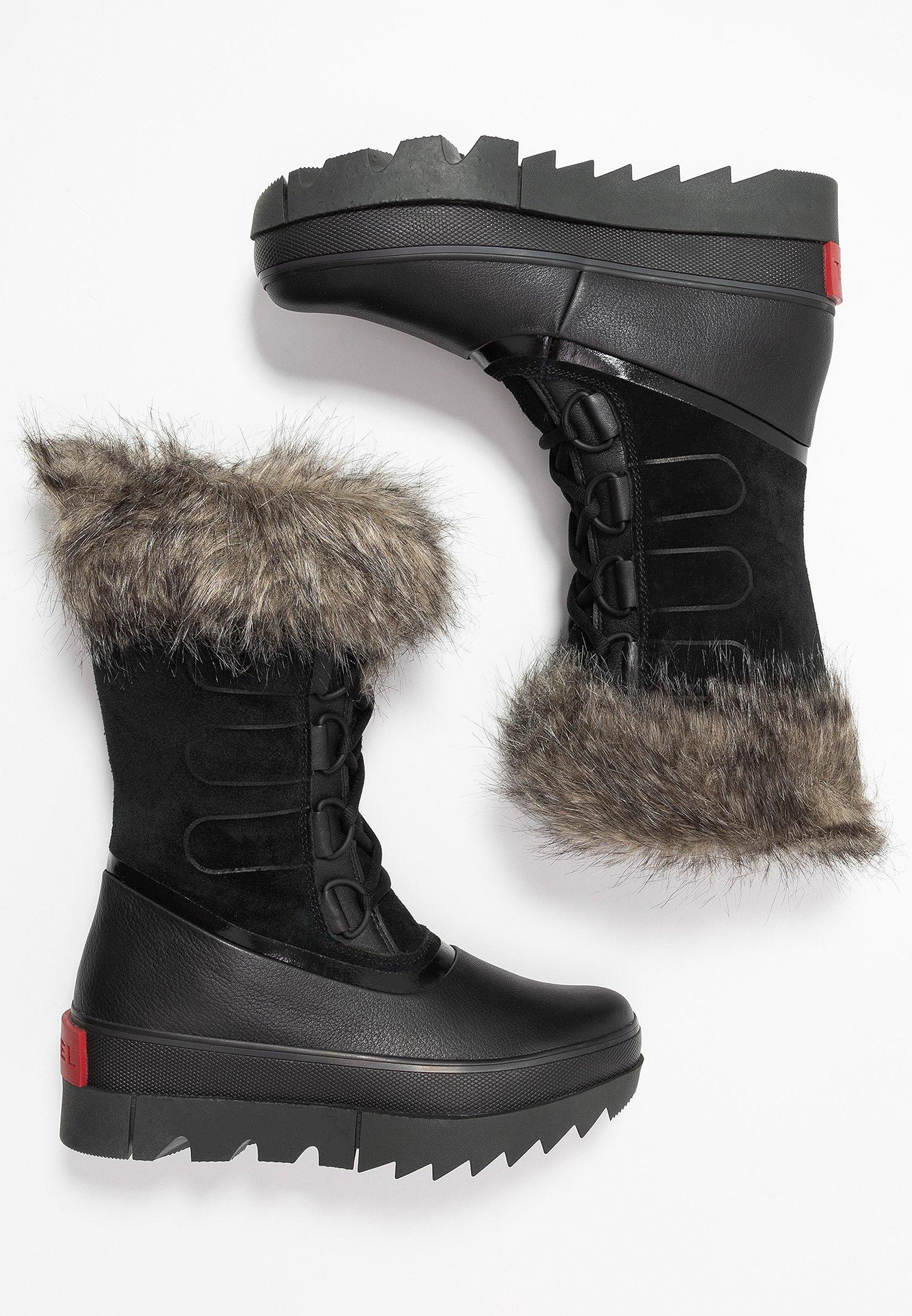 Sorel JOAN OF ARCTIC NEXT Vinterstøvler sage Zalando.no