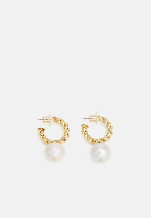 JACKSON - Earrings - gold-coloured