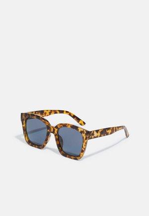 MARAIS UNISEX - Sunglasses - leopard/black