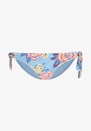 VEDA BLOOMS HIPSTER TIE SIDE - Bikiniunderdel - chambray