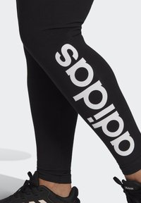 adidas Performance - Tights - black/white - 4