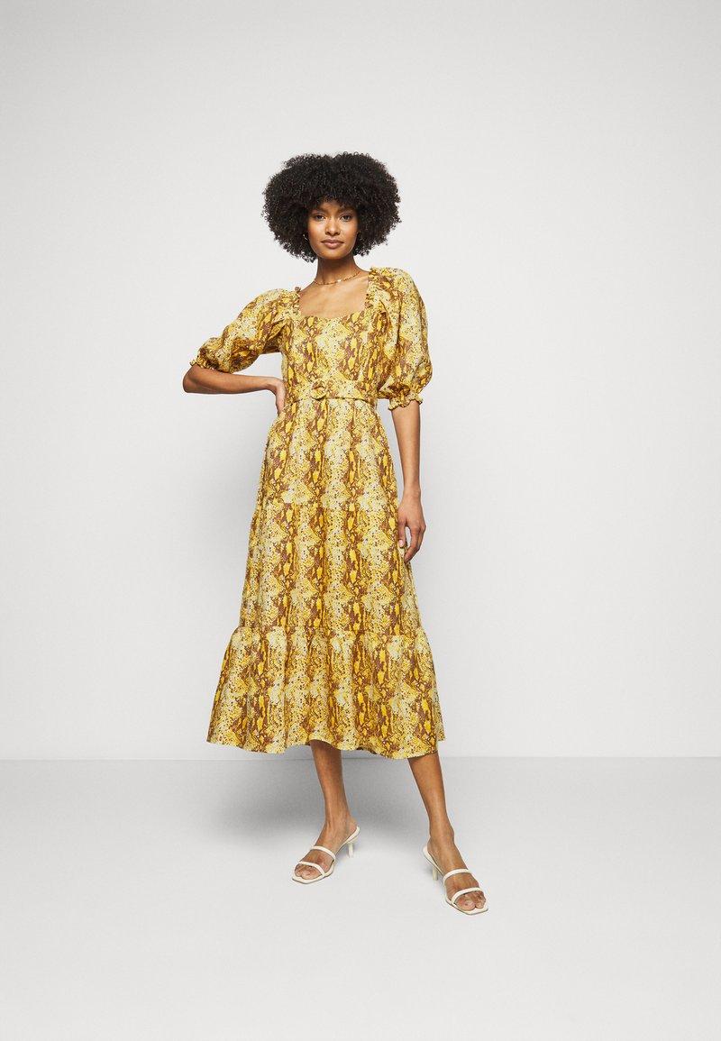 Faithfull the brand - RUMI DRESS - Maxi dress - dawn