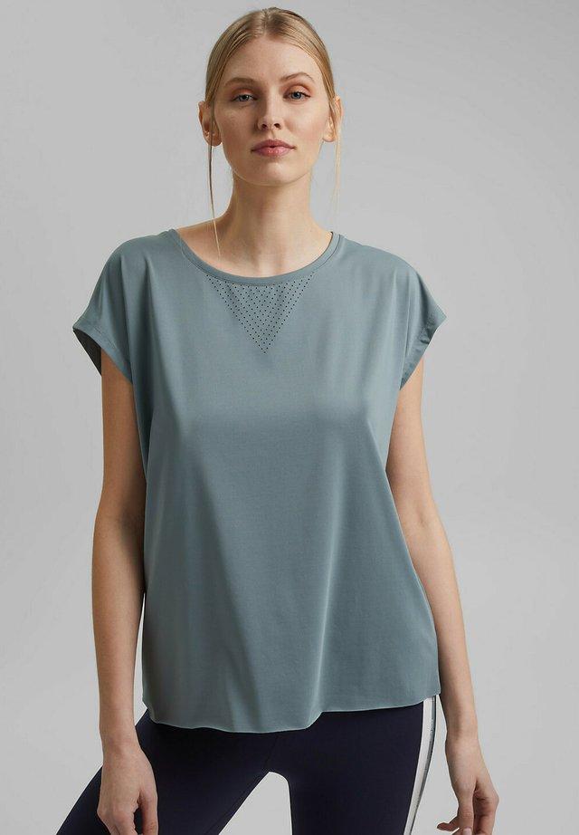 T-shirt basique - dusty green