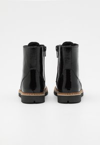Friboo - LEATHER - Veterboots - black - 2