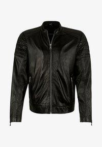Capitano - IOWA - Leather jacket - black - 4