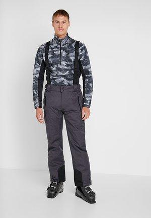 ENOSH - Spodnie narciarskie - anthrazit melange