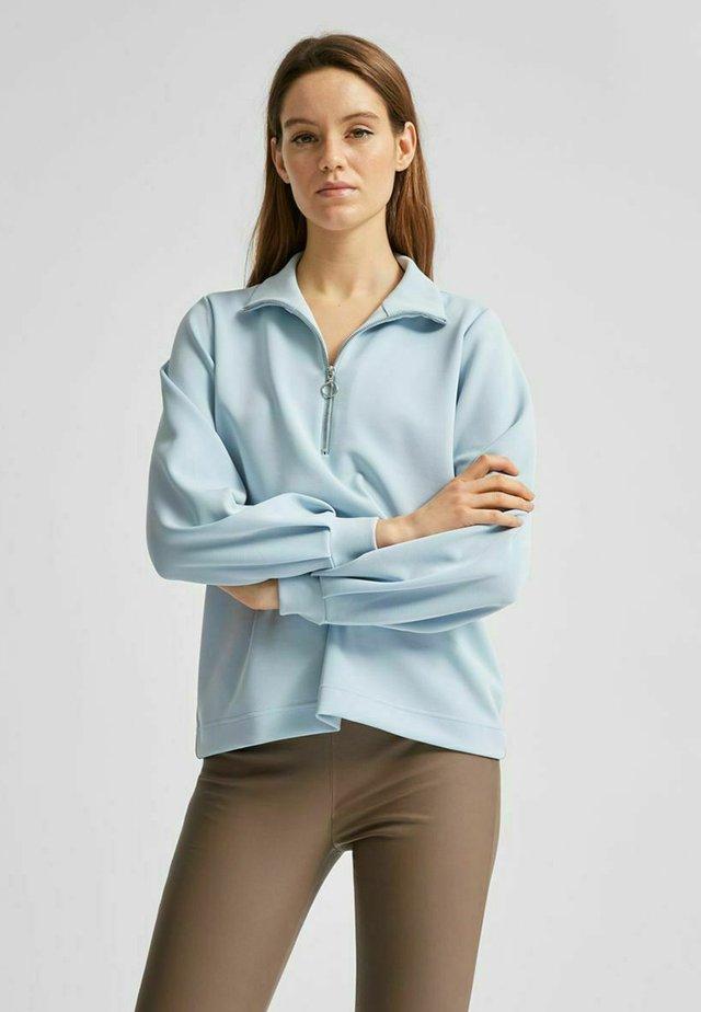 SLFTENNY - Pitkähihainen paita - cashmere blue