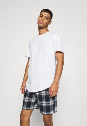 ONSMATT LIFE LONGY TEE 7 PACK - T-shirt - bas - white