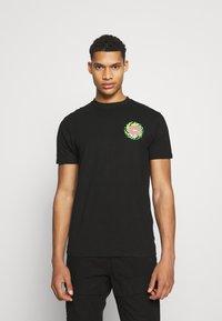 Santa Cruz - SLIMEBALLS UNISEX - Print T-shirt - black - 2