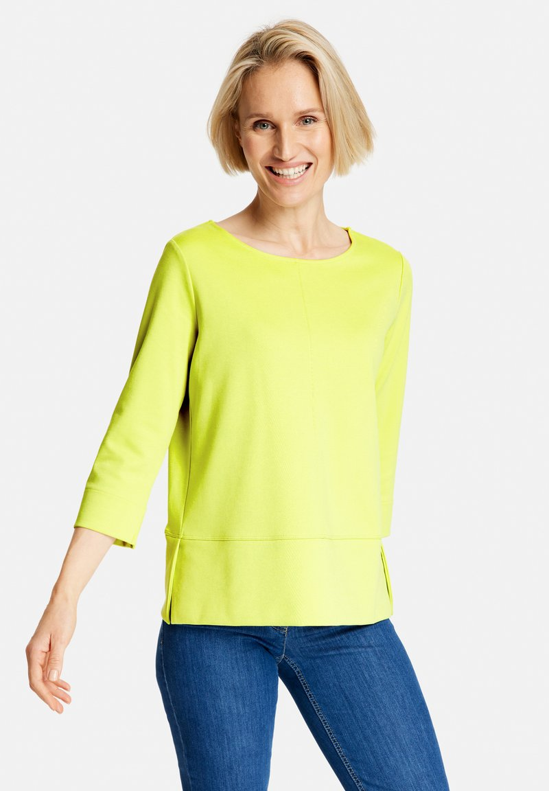 Gerry Weber - 3/4 ARM - Long sleeved top - lime