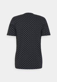 Jack & Jones - JJMINIMAL - Print T-shirt - dark navy - 1