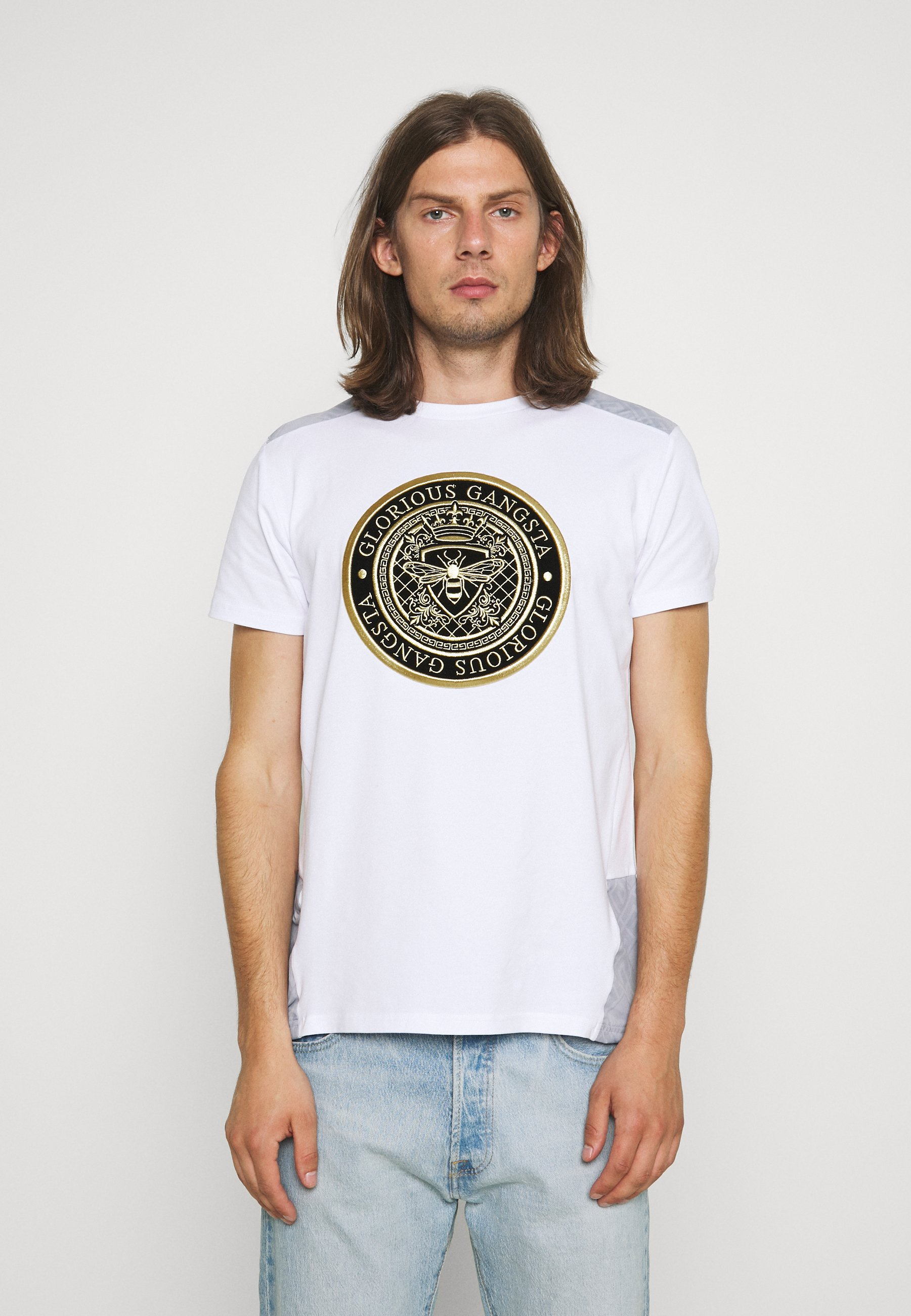 Men IRVAS TEE - Print T-shirt